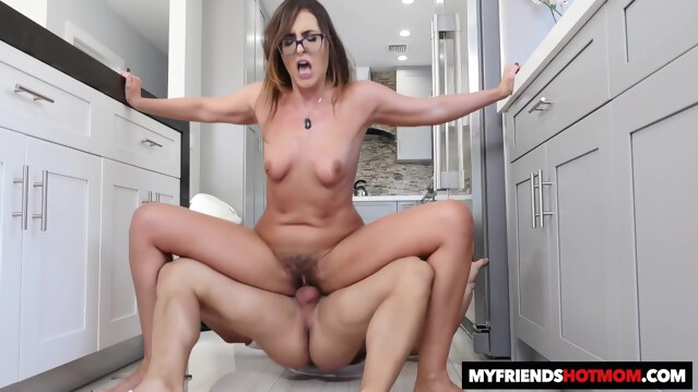 big ass Peter Green and Helena Price - Mrs. Price Fucks Her Daughters Boyfriend brunette