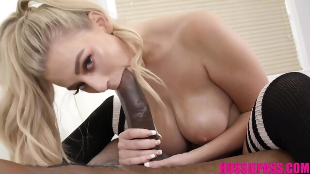 big cock Busty Blonde Teen Blake Against A New Massive Bbc 2 With Blake Blossom big tits